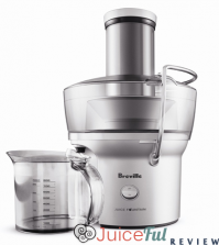 Juiceful review on the Breville BJE200XL