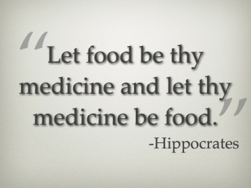 Allow me to stick a cheesy health quote here by some dead dude. As comical a topic juicing can be hippo over here is right on the money when it comes health. Prescription drugs are just an easy fix, those diet pills are a one way ticket to hell, and your fat trying to lose some weight so Jenny or Mike can give you head.
